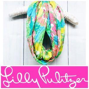 LILLY PULITZER | Riley Big Flirt Infinity Scarf